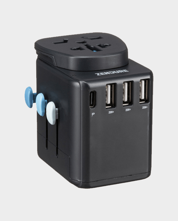 passport pro 05Zendure Passport Pro Travel Adapter With PD In Qatar Doha