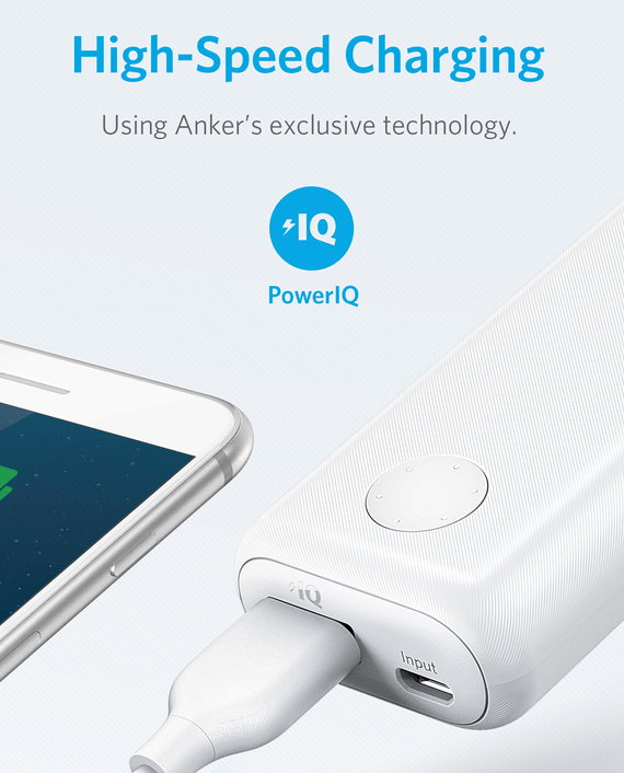 Anker PowerCore II 6700mAh White