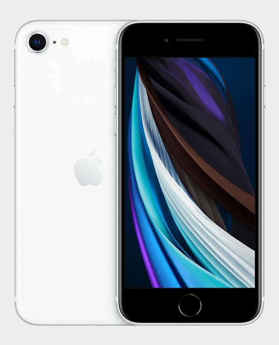 Apple iPhone SE 2020 128GB White in Qatar