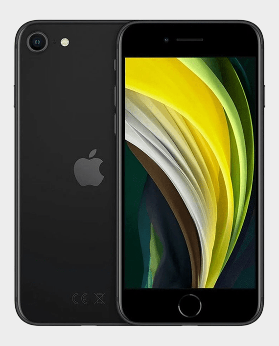 Apple iPhone SE 2020 256GB Black in Qatar