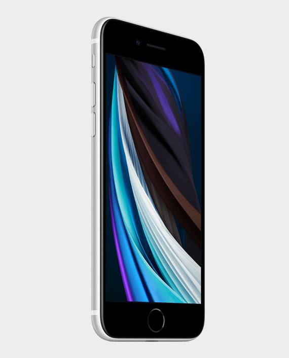 Apple iPhone SE 2020 256GB White in Qatar