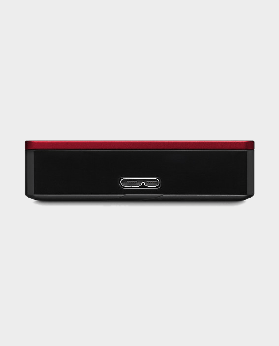 Seagate Backup Plus Portable 4TB External Hard Drive HDD Red