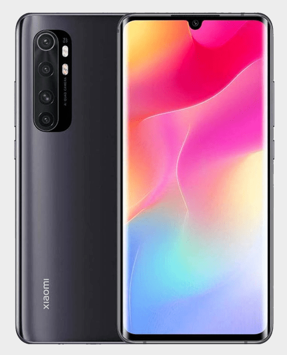 Mi Note 10 Lite Black in Qatar and Doha