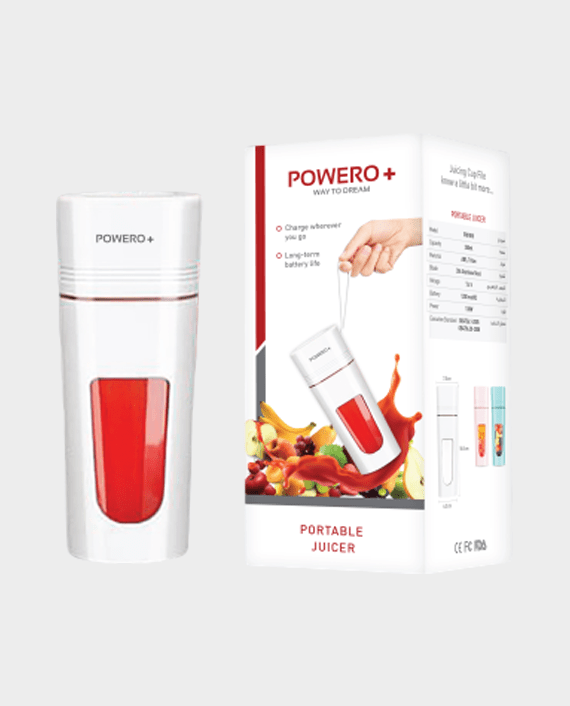 Poweo+ Portable Juicer