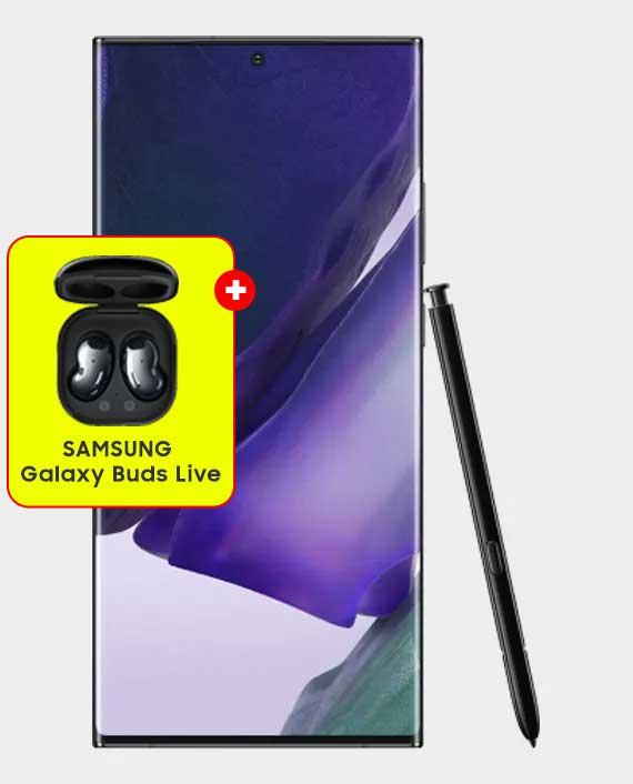 Samsung Galaxy Note 20 Ultra 5G in Qatar