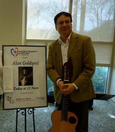 Goldspiel at Sacred Heart Hospital FL