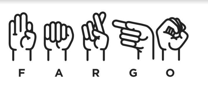 New Sign Language bike racks coming soon to downtown Fargo