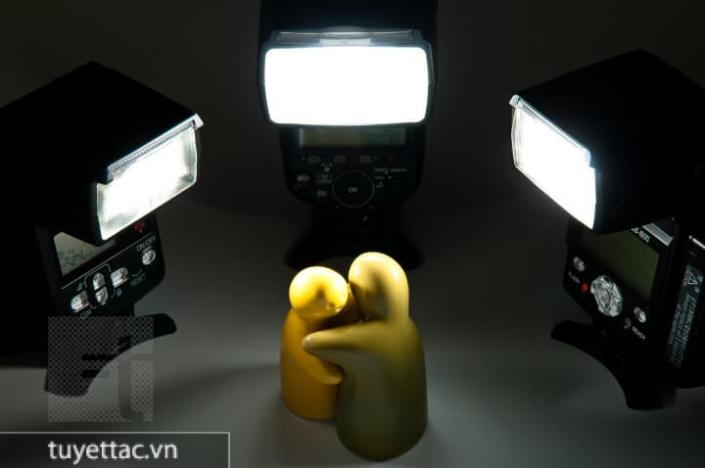 Chọn flash rời cho máy ảnh DSLR
