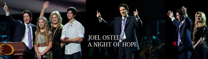 Joel Osteen : A Night of Hope