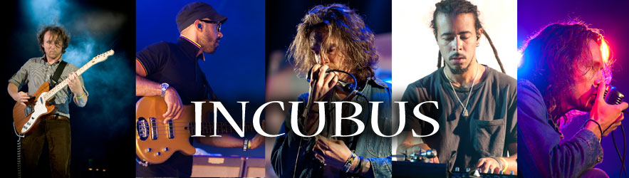 Incubus at the 91X X-Fest