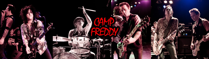 Camp Freddy: Anarchy at the Roxy