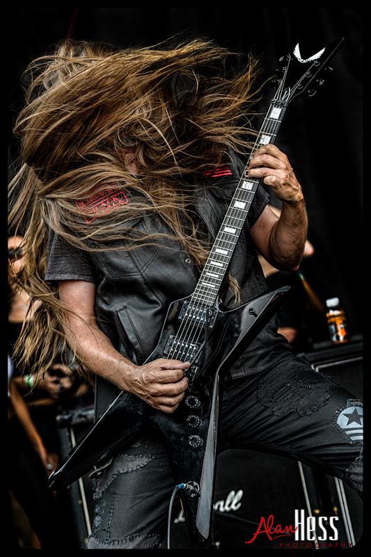 Rockstar Energy Drink Mayhem Festival 2013/ Attika 7