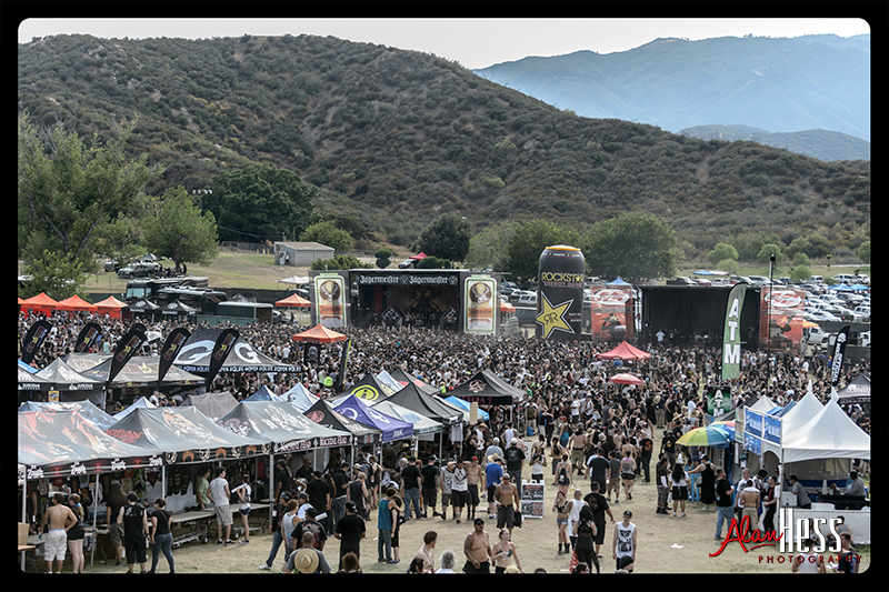 Rockstar Energy Drink Mayhem Festival / 2013