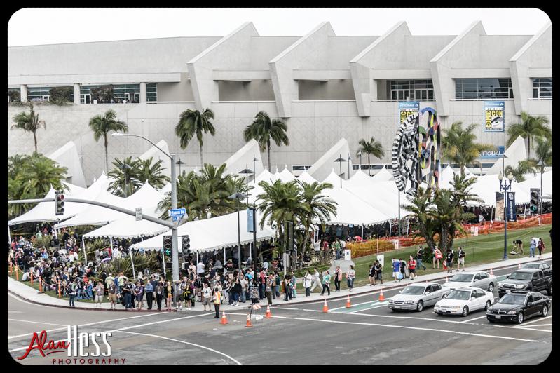 San Deigo Comic Con 2013
