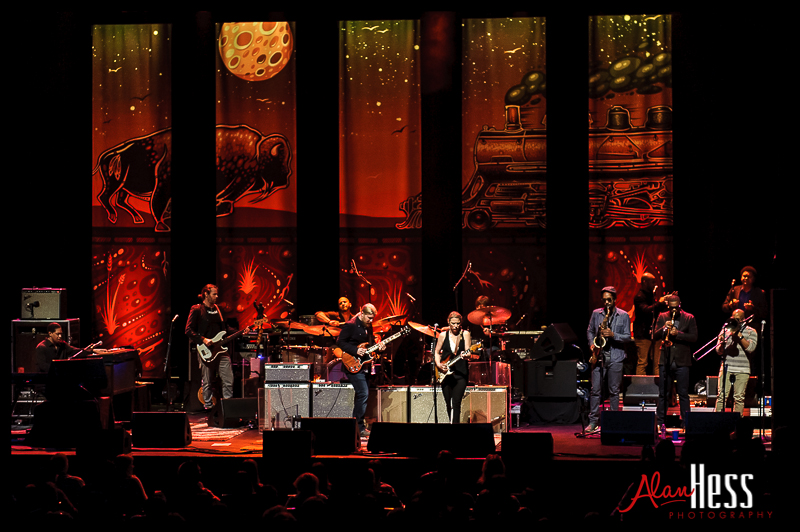Tedeschi Trucks Band / 2013