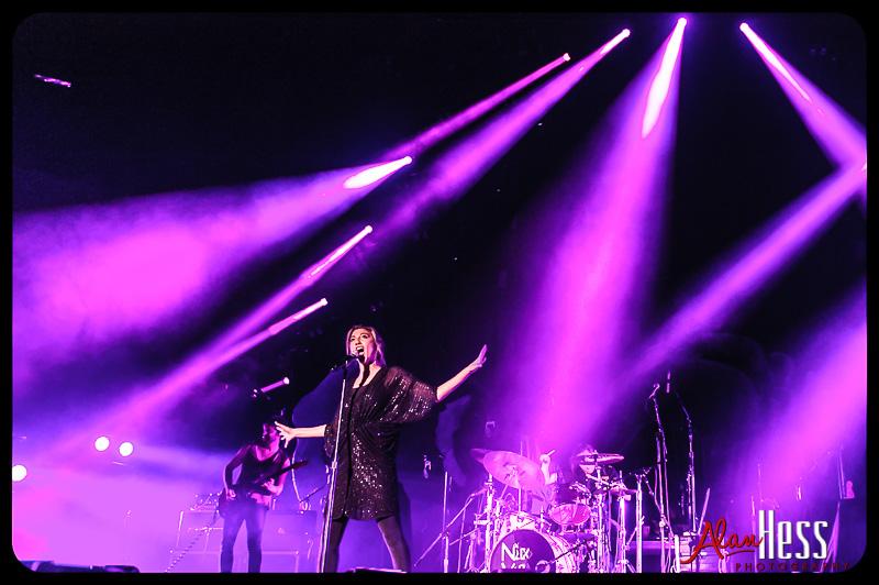 Nico Vega – Concert Shoot