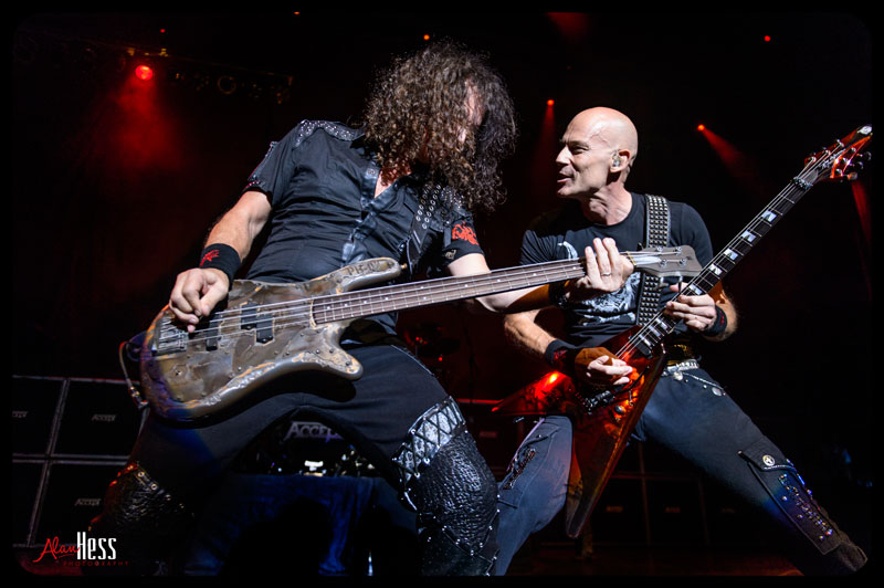 Accept at the Saban Theater