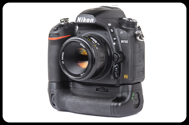 Nikon D750 – My Settings