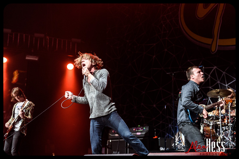 91X Wrex the Halls Featuring: Cage the Elephant, alt-J, Interpol, Billy Idol, Spoon, BANKS and Schizophonics