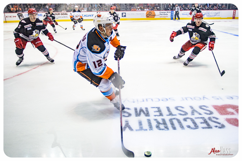 San Diego Gulls vs Grand Rapids Griffins