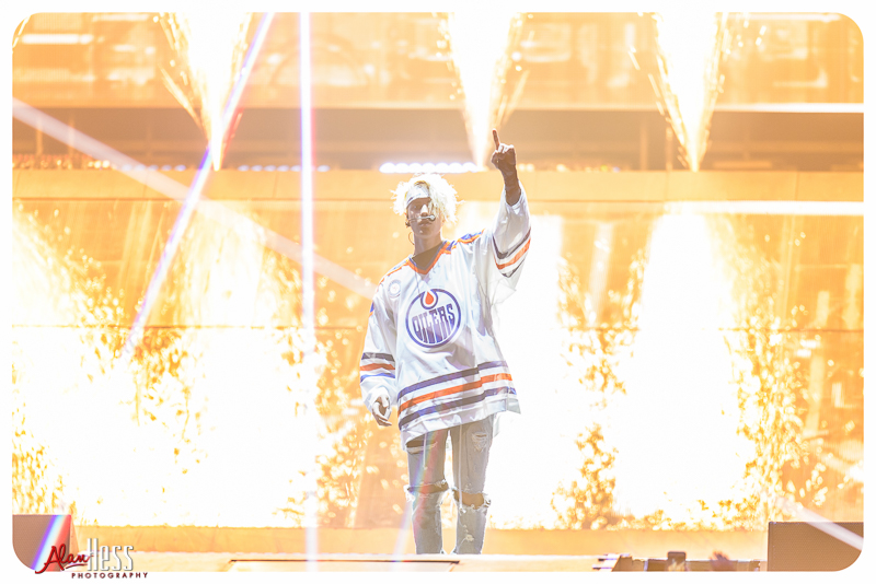Justin Bieber performs during his PURPOSE World Tour at the Valley View Casino Center in San Diego, CA, on March 29, 2016