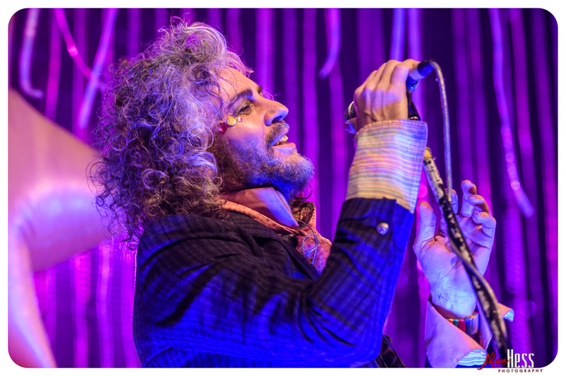 The Flaming Lips – Concert shoot