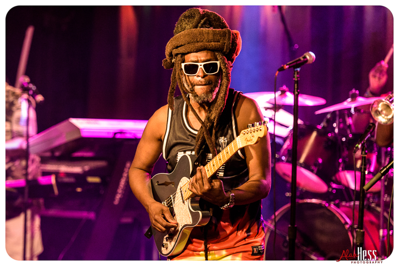 Steel Pulse Live at the Belly Up