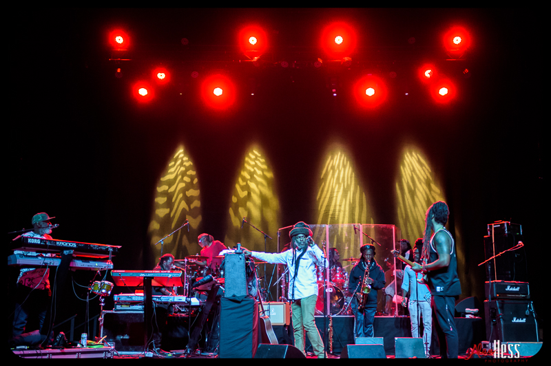 Steel Pulse: A benefit for Grizz.  part 1