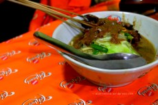 Mie Ongklok; Kuliner dari Wonosobo yang sayang untuk dilewatkan