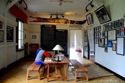 Ruang Tamu Museum Kata