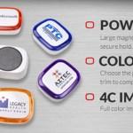 colorful trim frig magnets