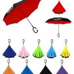 Inverted Reverse Umbrella