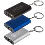 mini charger with keychain