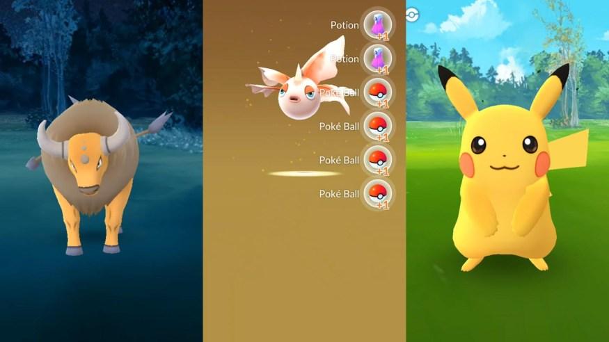 pokemon go pluss egg hatch