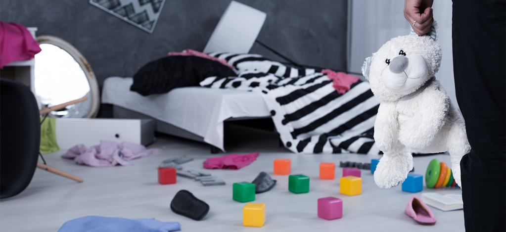 The Messy Room Dilemma: When to ignore behavior, when to change it
