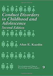 Book - Conduct Disorders in Childhood and Adolescence