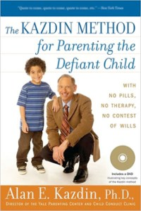 The Kazdin Method for Parenting Defiant Child Book Cover