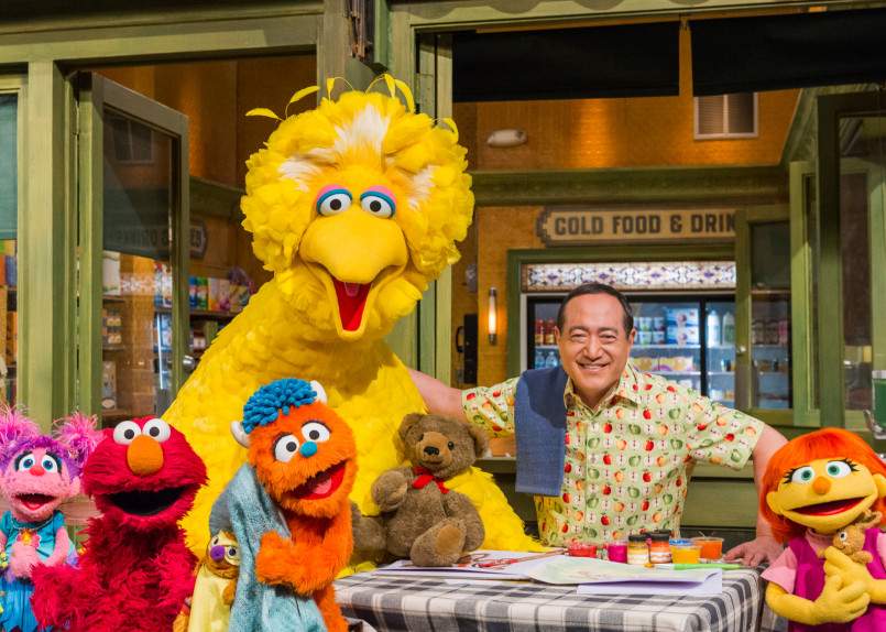 Celebrities get us to Sesame Street in coronavirus special