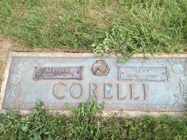 Grandparents Grave