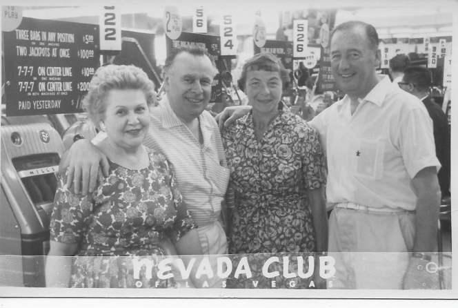Levy Alfonse w Richard Emmy in Vegas