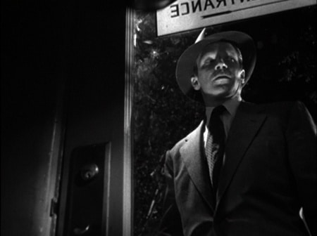 he walked by night still featuring Richard Basehart