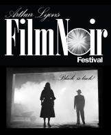 photographic and illustrated art for Arthur Lyons Film Noir Festival 2017