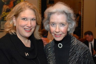 Andrea Kasin and Marsha Hunt