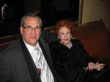 Arlene Dahl and Alan K. Rode