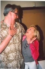 Carol Lynley and Alan K. Rode