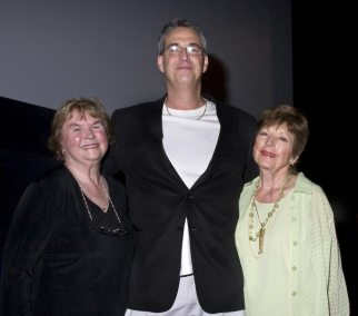 photo of Pat Fielder, Alan K. Rode, and Coleen Gray