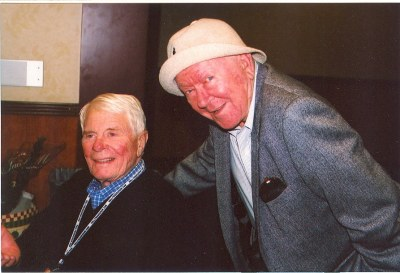 Peter Graves and Dick Erdman