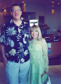 Terry Moore with Alan K. Rode