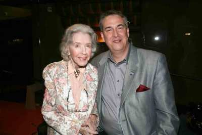 photo of Marsha Hunt and Alan K. Rode