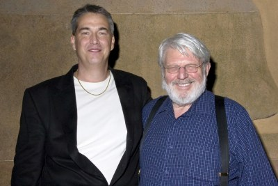 Theodore Bikel with Alan K. Rode